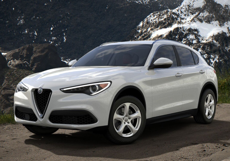 New 2018 Alfa Romeo Stelvio Q4 For Sale In Greenwich, CT. Alfa Romeo of Greenwich, L254