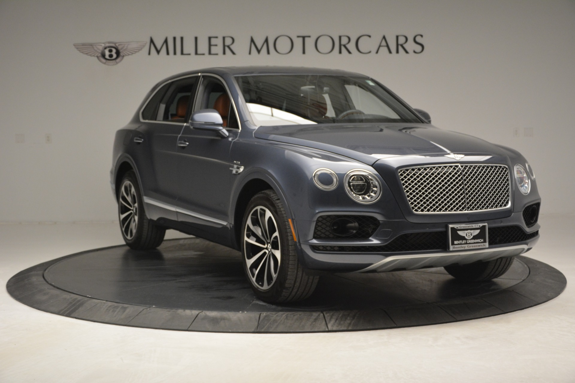 Used 2018 Bentley Bentayga Onyx For Sale In Greenwich, CT. Alfa Romeo of Greenwich, 7480 1651_p11