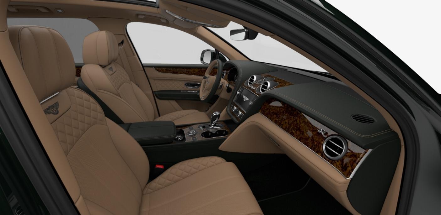 New 2018 Bentley Bentayga Onyx For Sale In Greenwich, CT. Alfa Romeo of Greenwich, 19402 1655_p7
