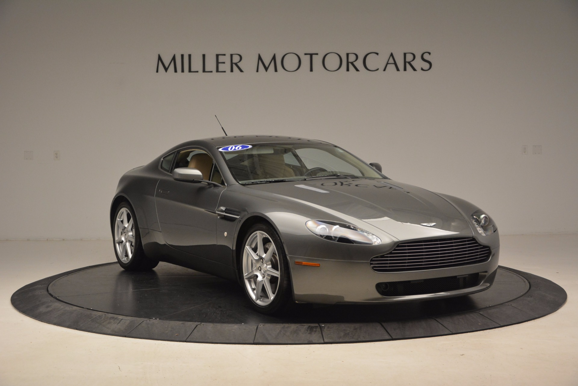 Used 2006 Aston Martin V8 Vantage  For Sale In Greenwich, CT. Alfa Romeo of Greenwich, A1265A 1658_p11