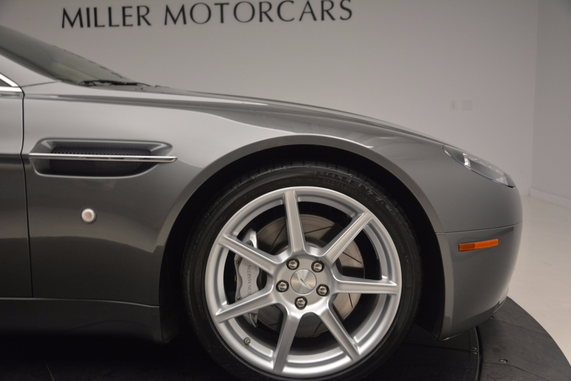 Used 2006 Aston Martin V8 Vantage  For Sale In Greenwich, CT. Alfa Romeo of Greenwich, A1265A 1658_p17