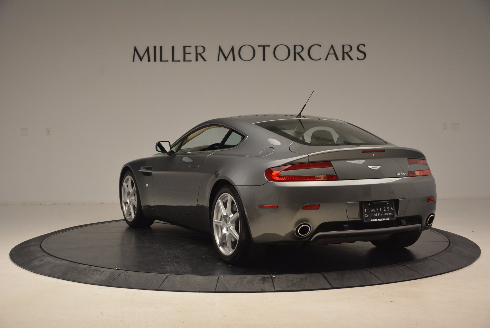Used 2006 Aston Martin V8 Vantage  For Sale In Greenwich, CT. Alfa Romeo of Greenwich, A1265A 1658_p5