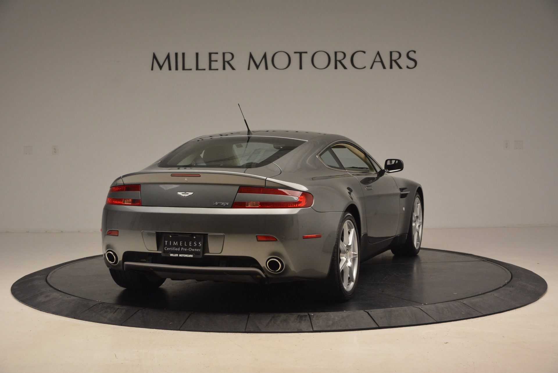 Used 2006 Aston Martin V8 Vantage  For Sale In Greenwich, CT. Alfa Romeo of Greenwich, A1265A 1658_p7