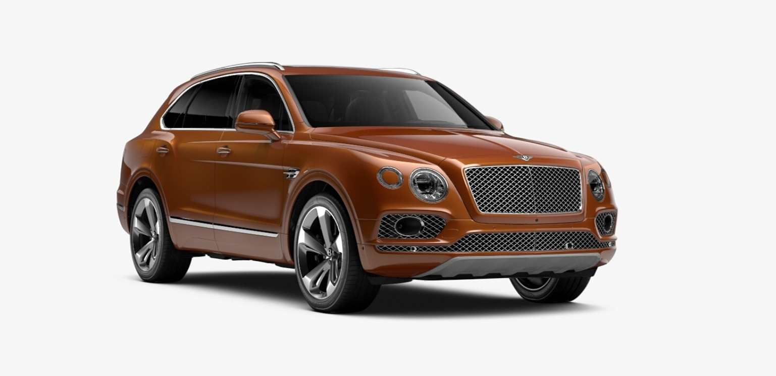 New 2018 Bentley Bentayga Signature For Sale In Greenwich, CT. Alfa Romeo of Greenwich, 17125
