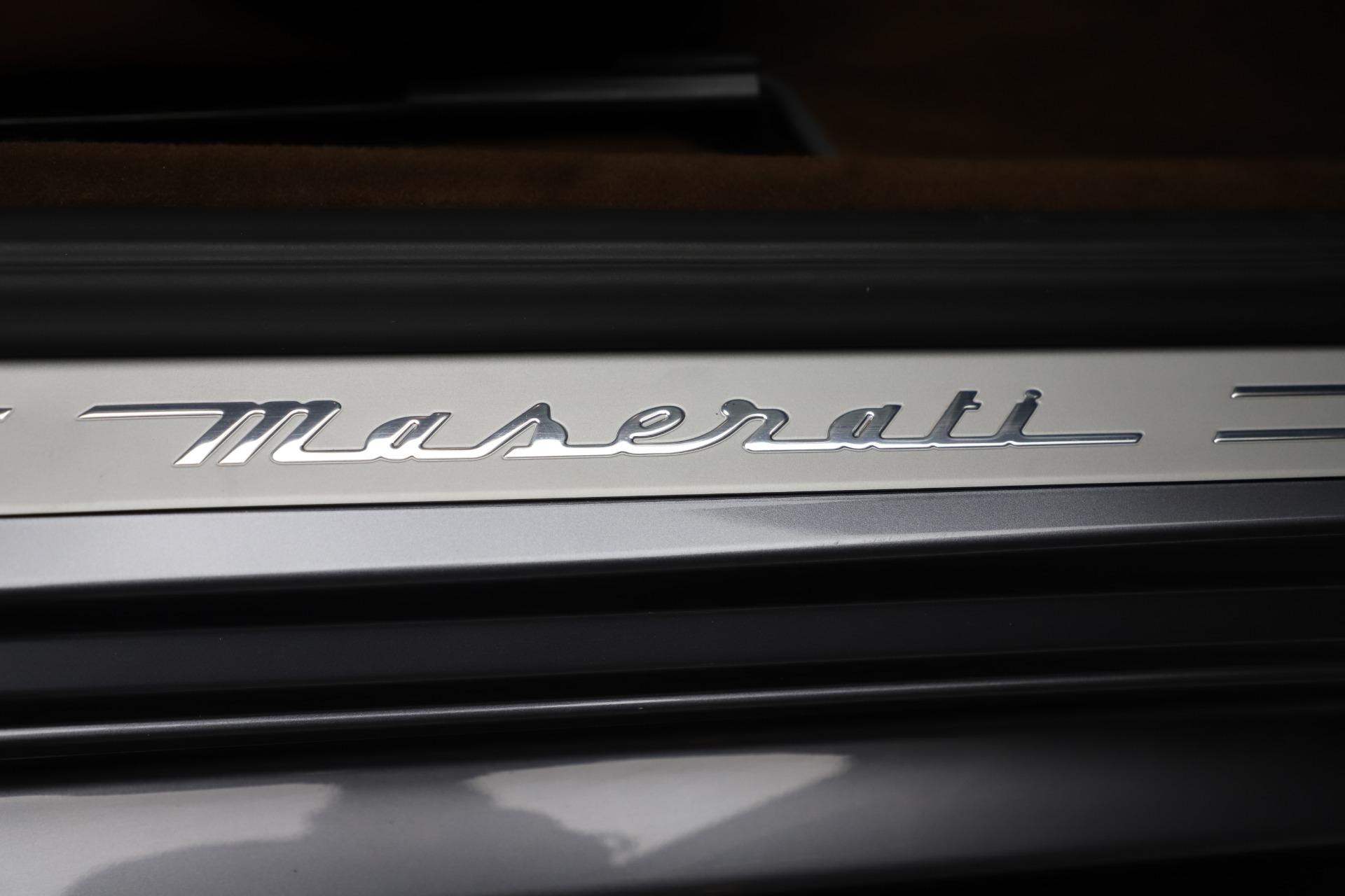 Used 2016 Maserati GranTurismo Sport For Sale In Greenwich, CT. Alfa Romeo of Greenwich, 7662C 166_p22