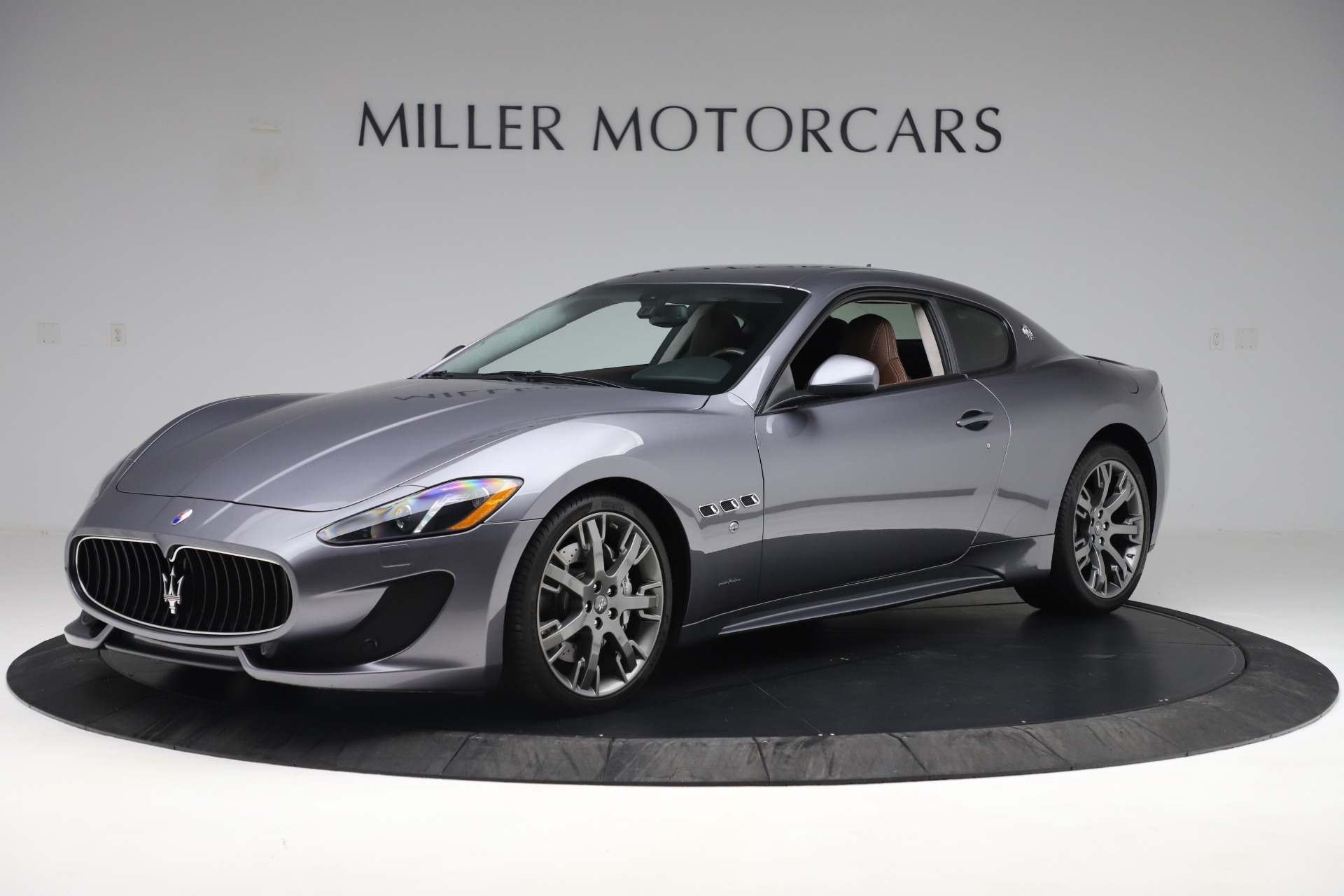 New 2016 Maserati GranTurismo Sport- TEST DRIVE SPECIAL For Sale In Greenwich, CT. Alfa Romeo of Greenwich, M1452 166_p2
