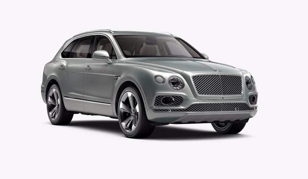 New 2018 Bentley Bentayga Signature For Sale In Greenwich, CT. Alfa Romeo of Greenwich, 17888 1662_main