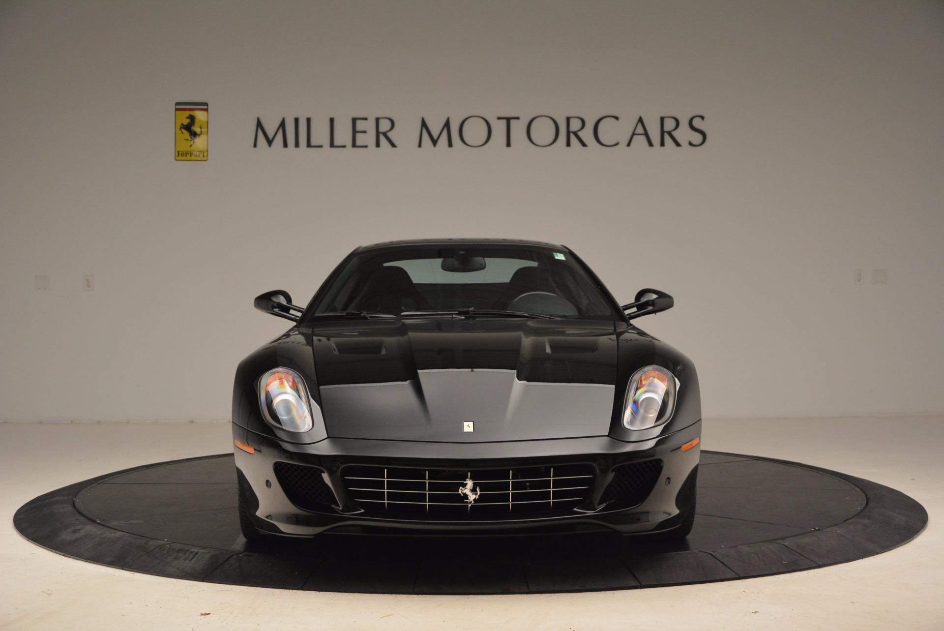 Used 2008 Ferrari 599 GTB Fiorano  For Sale In Greenwich, CT. Alfa Romeo of Greenwich, 4337A 1663_p12