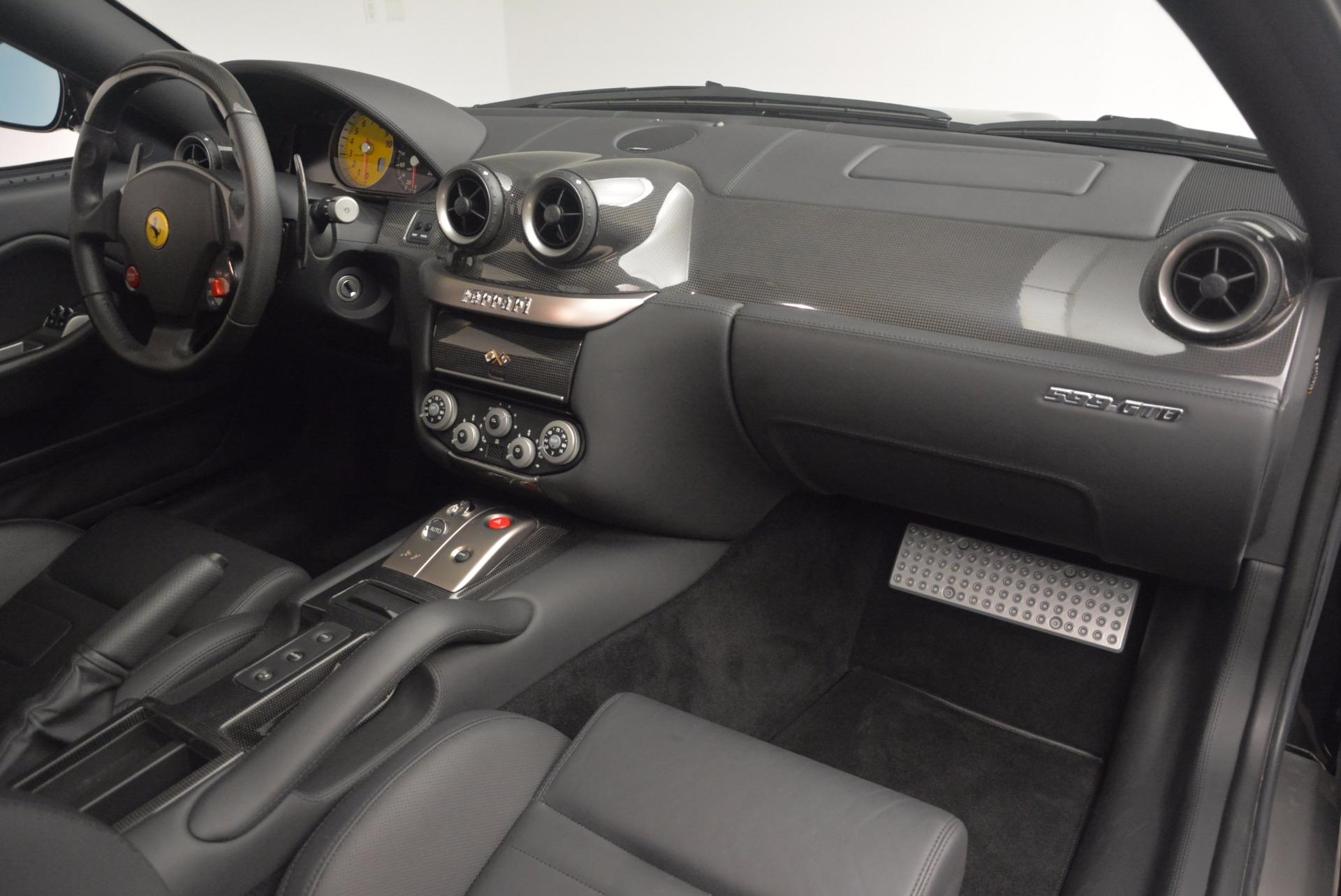 Used 2008 Ferrari 599 GTB Fiorano  For Sale In Greenwich, CT. Alfa Romeo of Greenwich, 4337A 1663_p17