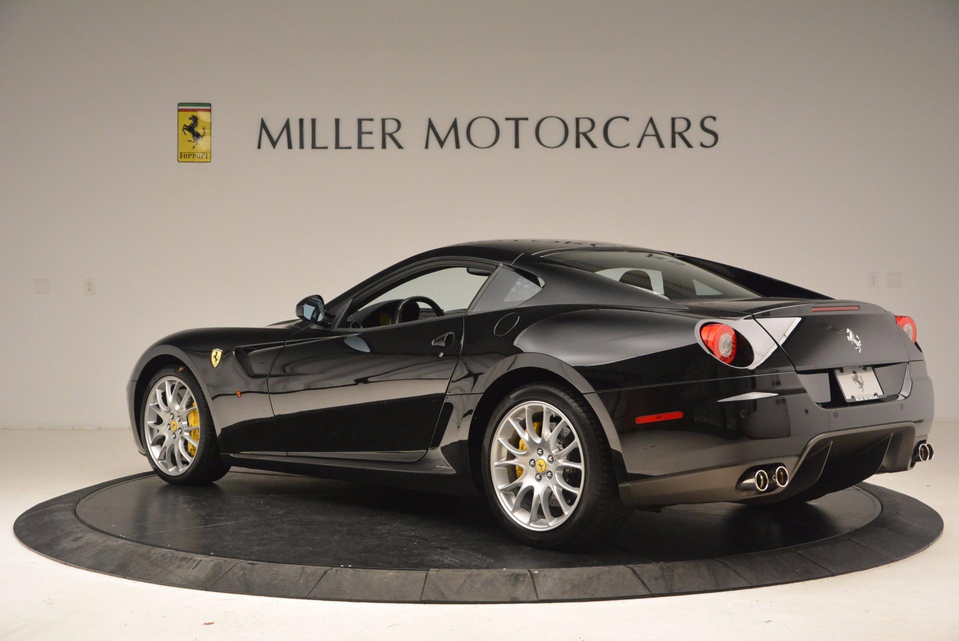 Used 2008 Ferrari 599 GTB Fiorano  For Sale In Greenwich, CT. Alfa Romeo of Greenwich, 4337A 1663_p4