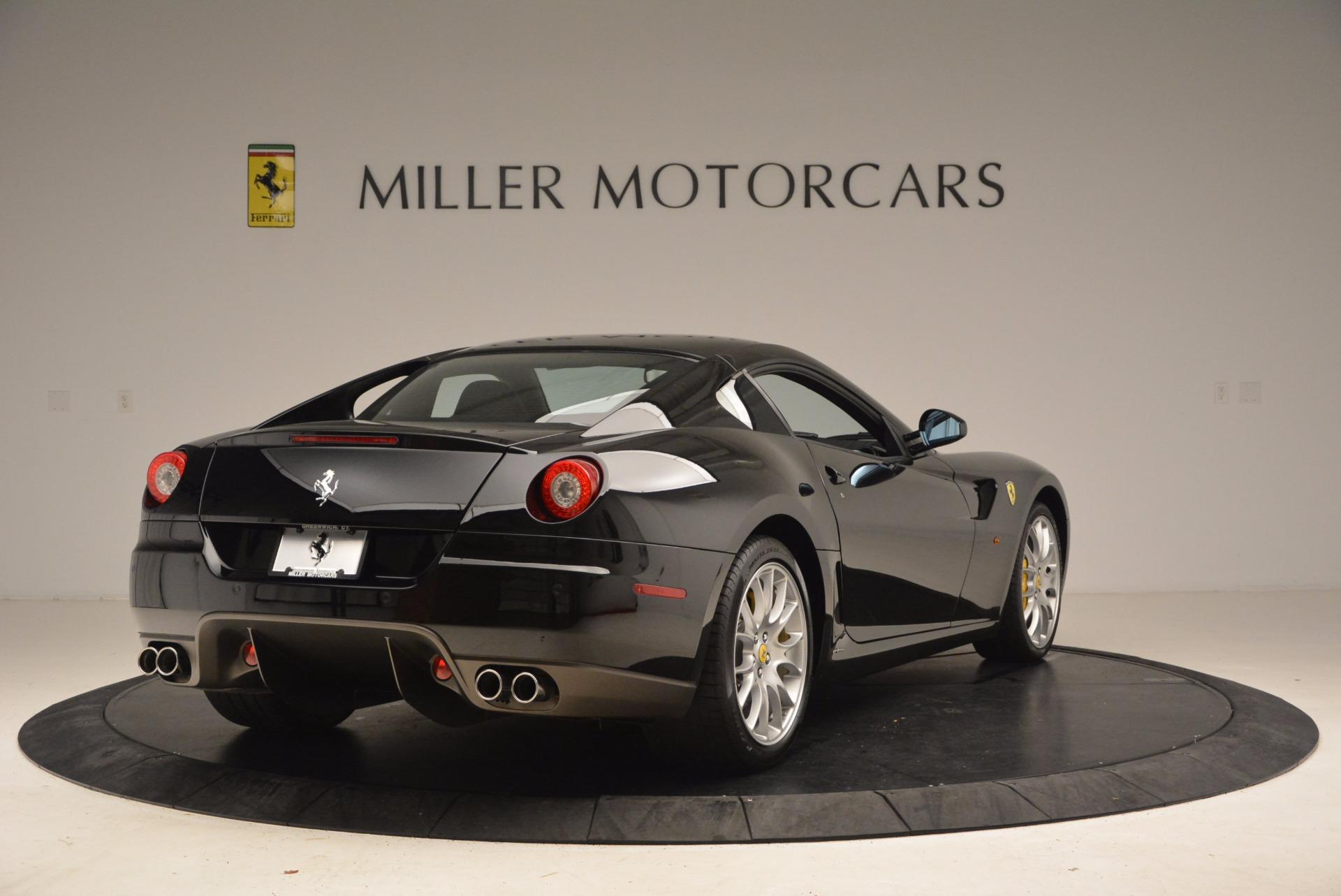 Used 2008 Ferrari 599 GTB Fiorano  For Sale In Greenwich, CT. Alfa Romeo of Greenwich, 4337A 1663_p7