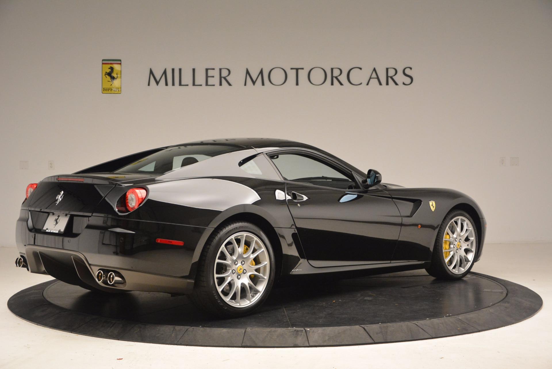 Used 2008 Ferrari 599 GTB Fiorano  For Sale In Greenwich, CT. Alfa Romeo of Greenwich, 4337A 1663_p8