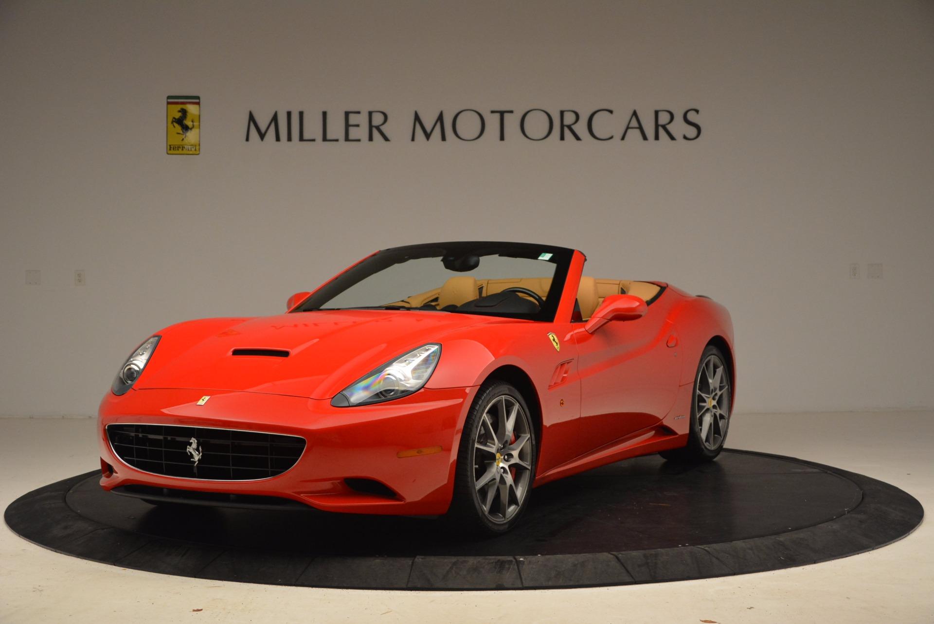 Used 2010 Ferrari California  For Sale In Greenwich, CT. Alfa Romeo of Greenwich, 4421A 1665_main