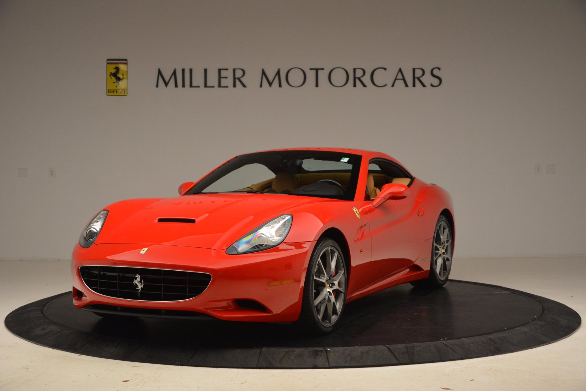 Used 2010 Ferrari California  For Sale In Greenwich, CT. Alfa Romeo of Greenwich, 4421A 1665_p13