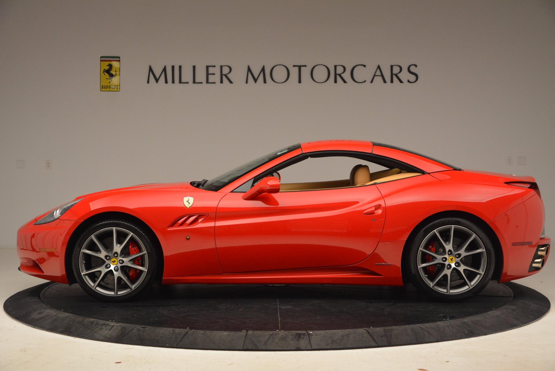 Used 2010 Ferrari California  For Sale In Greenwich, CT. Alfa Romeo of Greenwich, 4421A 1665_p15