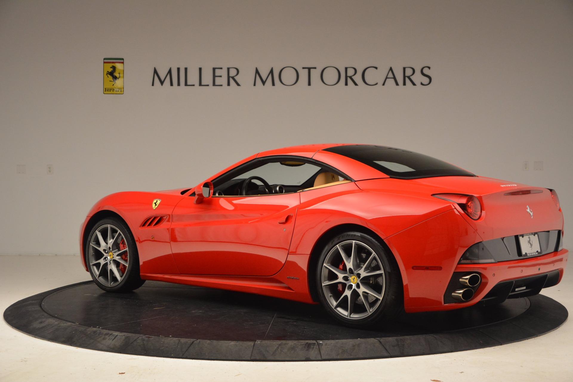 Used 2010 Ferrari California  For Sale In Greenwich, CT. Alfa Romeo of Greenwich, 4421A 1665_p16