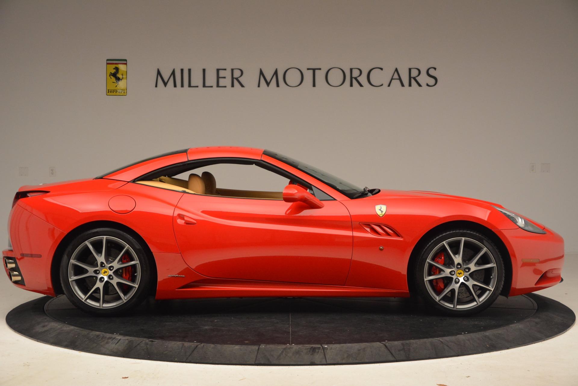 Used 2010 Ferrari California  For Sale In Greenwich, CT. Alfa Romeo of Greenwich, 4421A 1665_p21