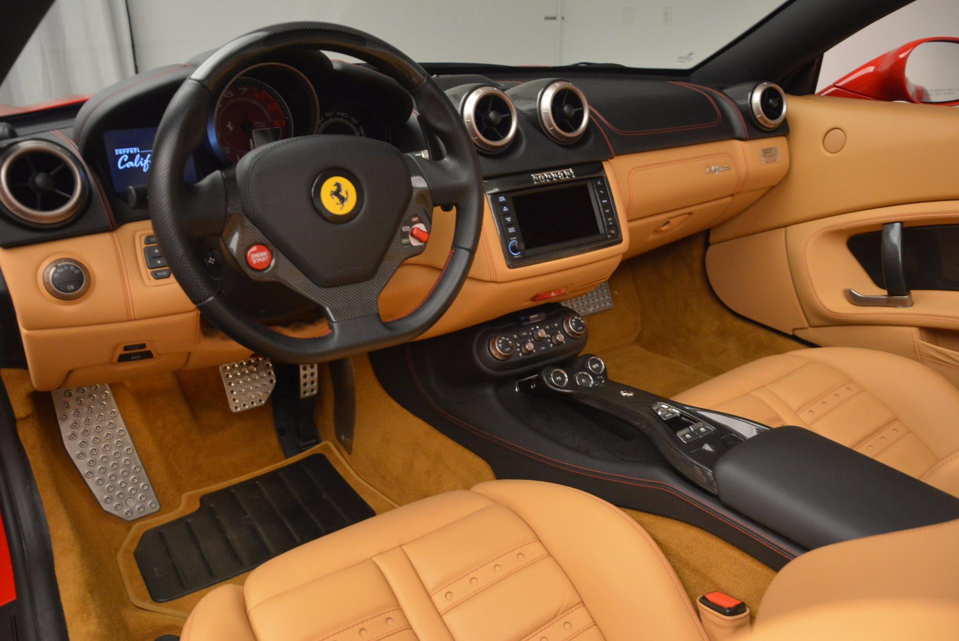 Used 2010 Ferrari California  For Sale In Greenwich, CT. Alfa Romeo of Greenwich, 4421A 1665_p25