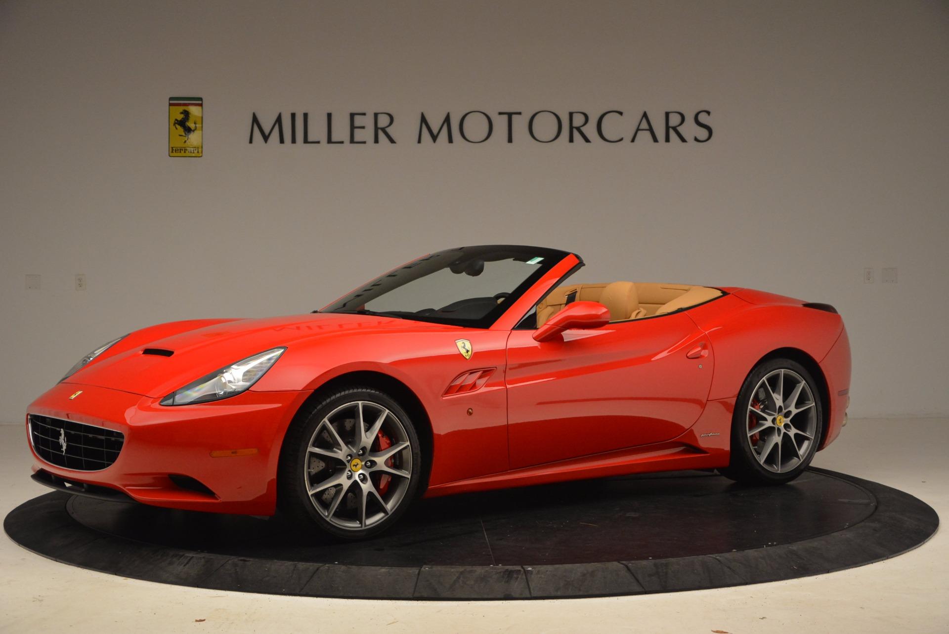 Used 2010 Ferrari California  For Sale In Greenwich, CT. Alfa Romeo of Greenwich, 4421A 1665_p2