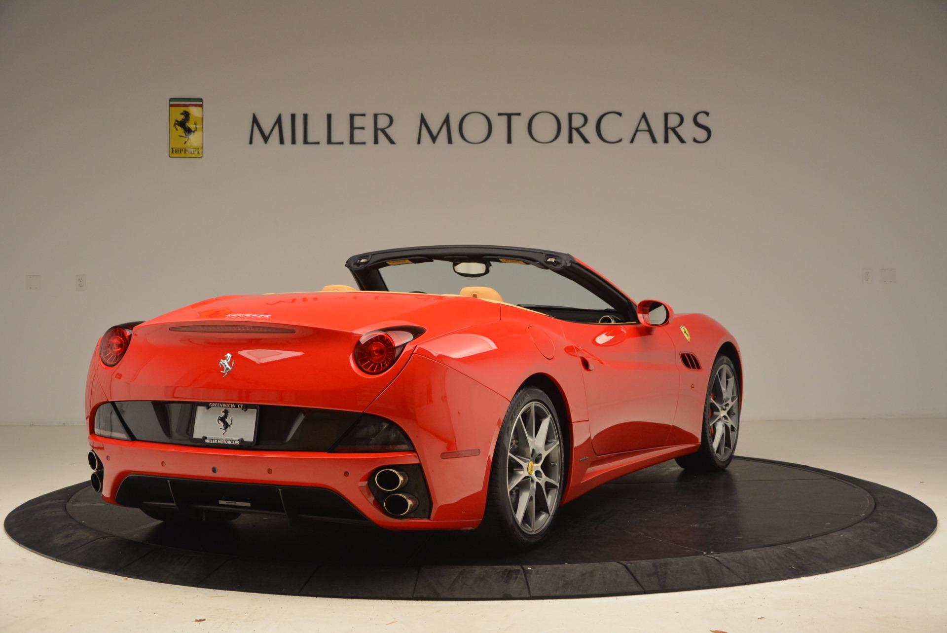 Used 2010 Ferrari California  For Sale In Greenwich, CT. Alfa Romeo of Greenwich, 4421A 1665_p7