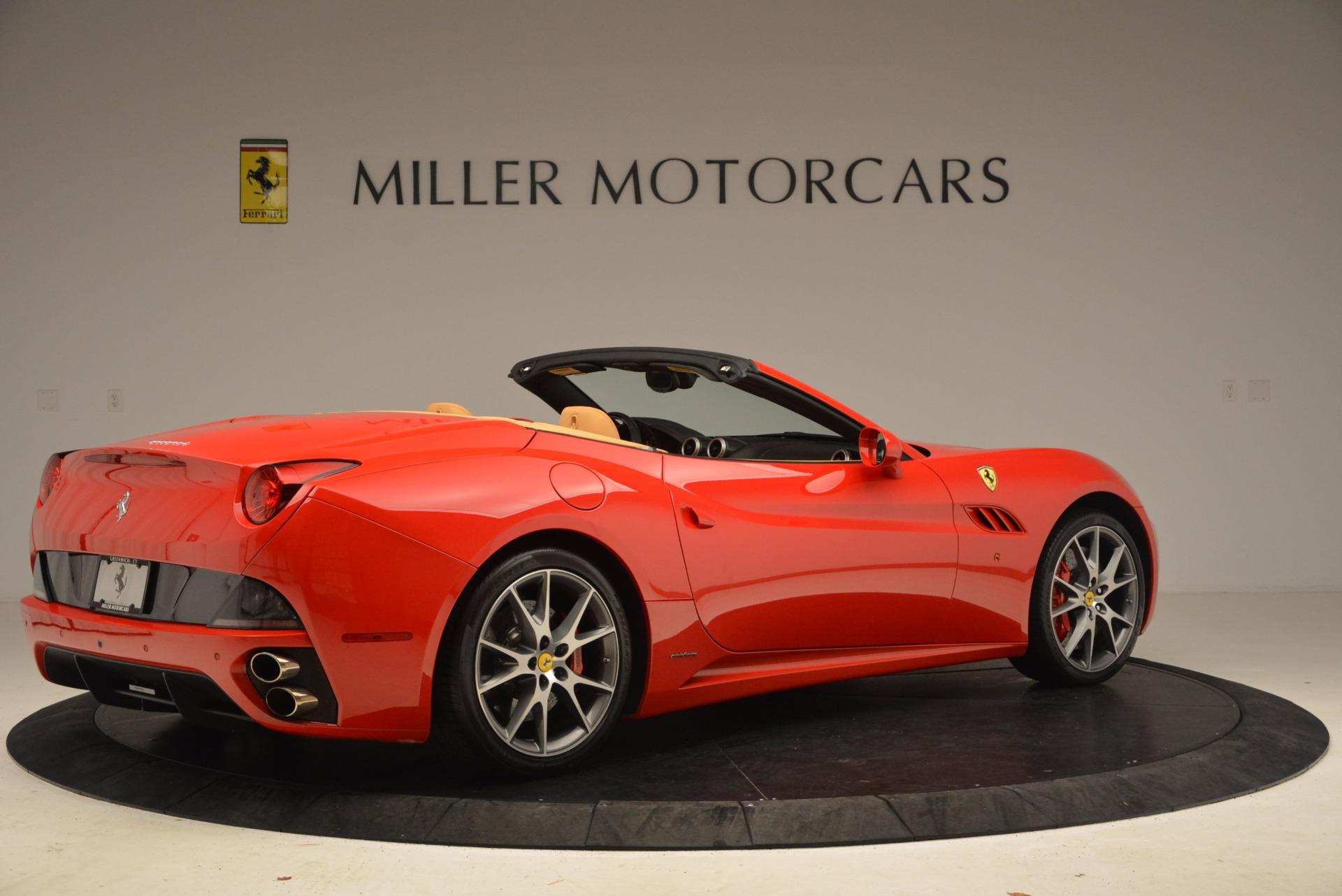 Used 2010 Ferrari California  For Sale In Greenwich, CT. Alfa Romeo of Greenwich, 4421A 1665_p8