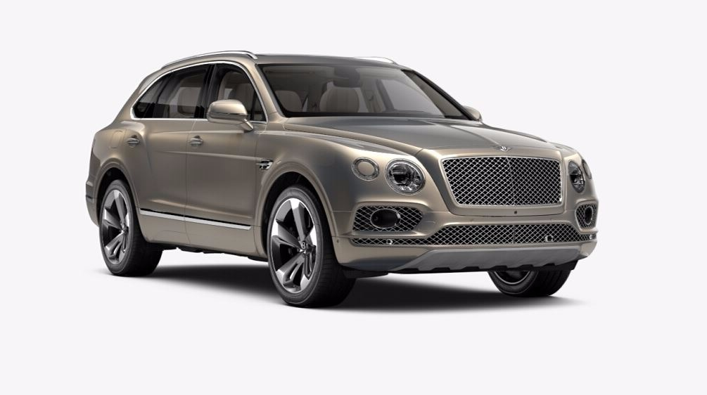 New 2018 Bentley Bentayga Signature For Sale In Greenwich, CT. Alfa Romeo of Greenwich, 17479