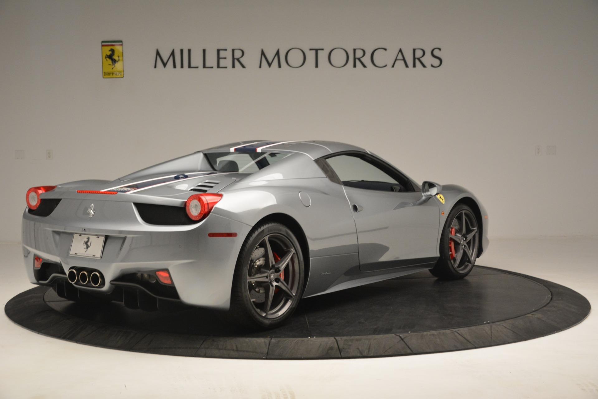 Used 2015 Ferrari 458 Spider  For Sale In Greenwich, CT. Alfa Romeo of Greenwich, 4574 1667_p16