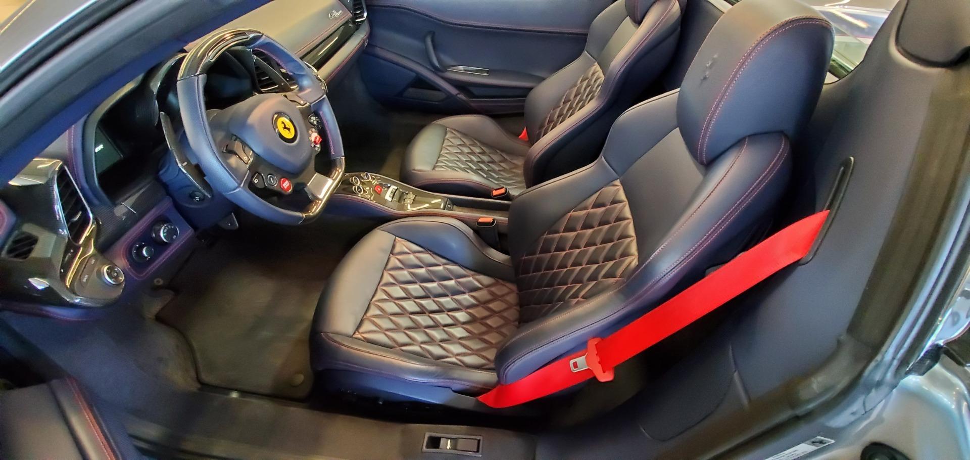 Used 2015 Ferrari 458 Spider  For Sale In Greenwich, CT. Alfa Romeo of Greenwich, 4574 1667_p20