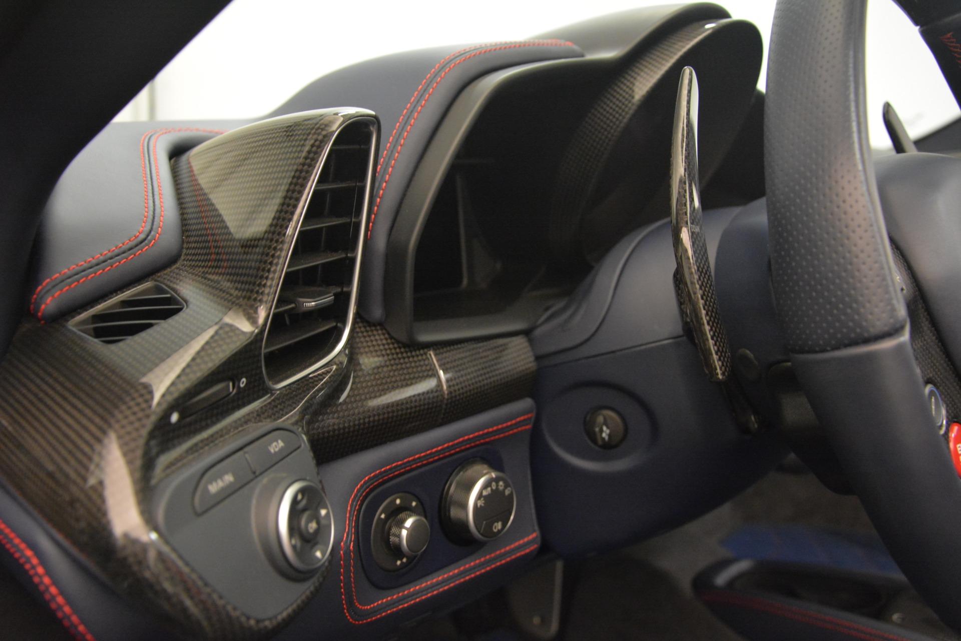 Used 2015 Ferrari 458 Spider  For Sale In Greenwich, CT. Alfa Romeo of Greenwich, 4574 1667_p27
