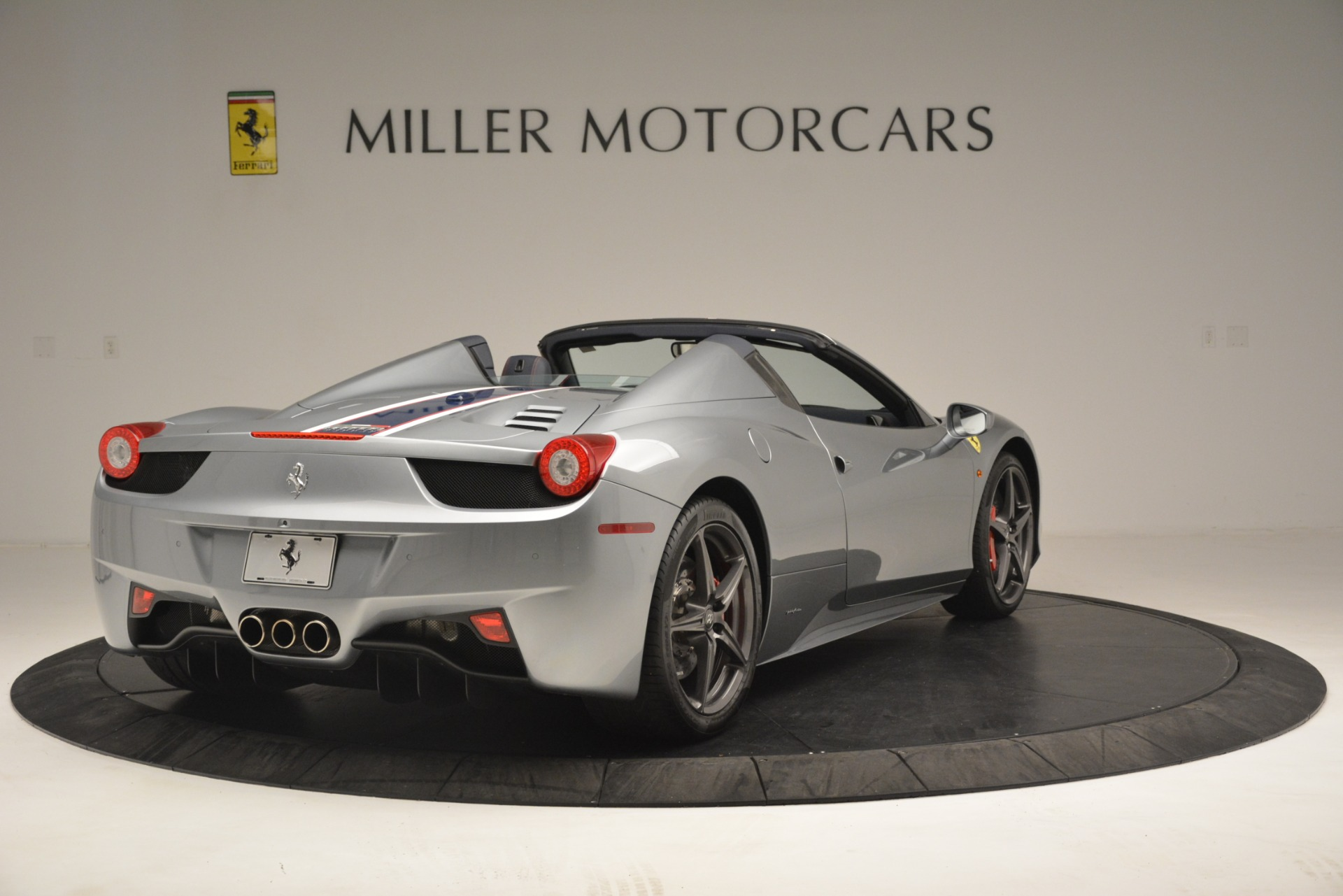 Used 2015 Ferrari 458 Spider  For Sale In Greenwich, CT. Alfa Romeo of Greenwich, 4574 1667_p7