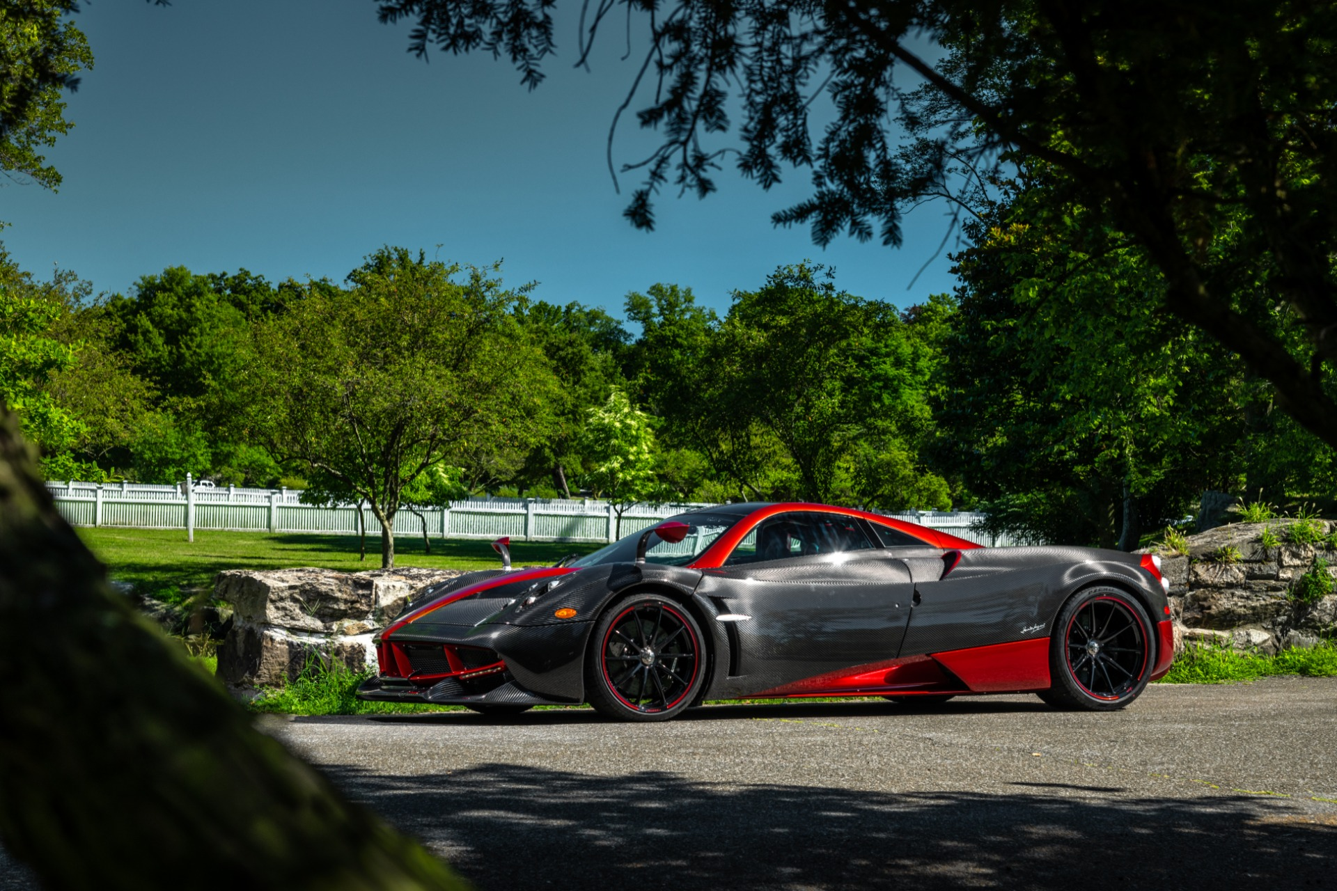 Used 2014 Pagani Huayra Tempesta For Sale $0 In Greenwich, CT 1668_main