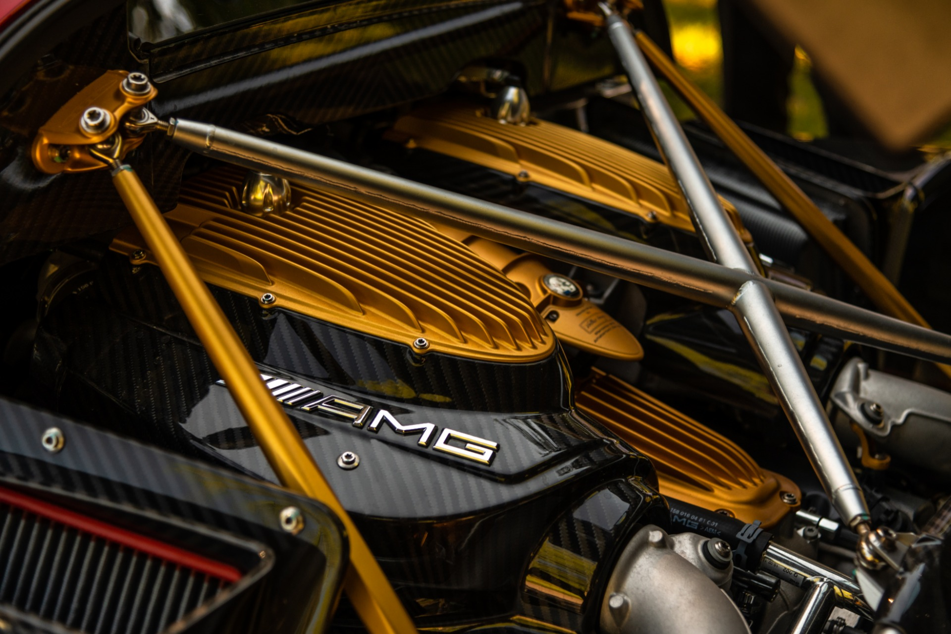 Used 2014 Pagani Huayra Tempesta For Sale $0 In Greenwich, CT 1668_p10