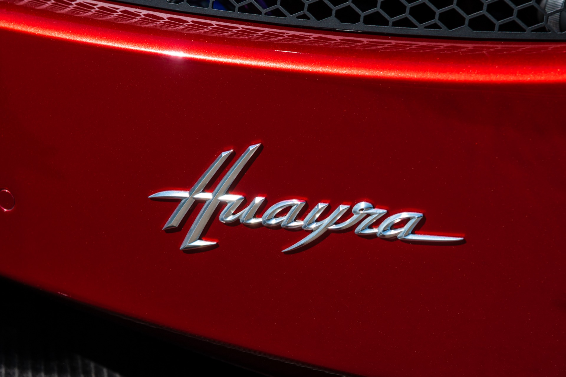 Used 2014 Pagani Huayra Tempesta For Sale $0 In Greenwich, CT 1668_p18