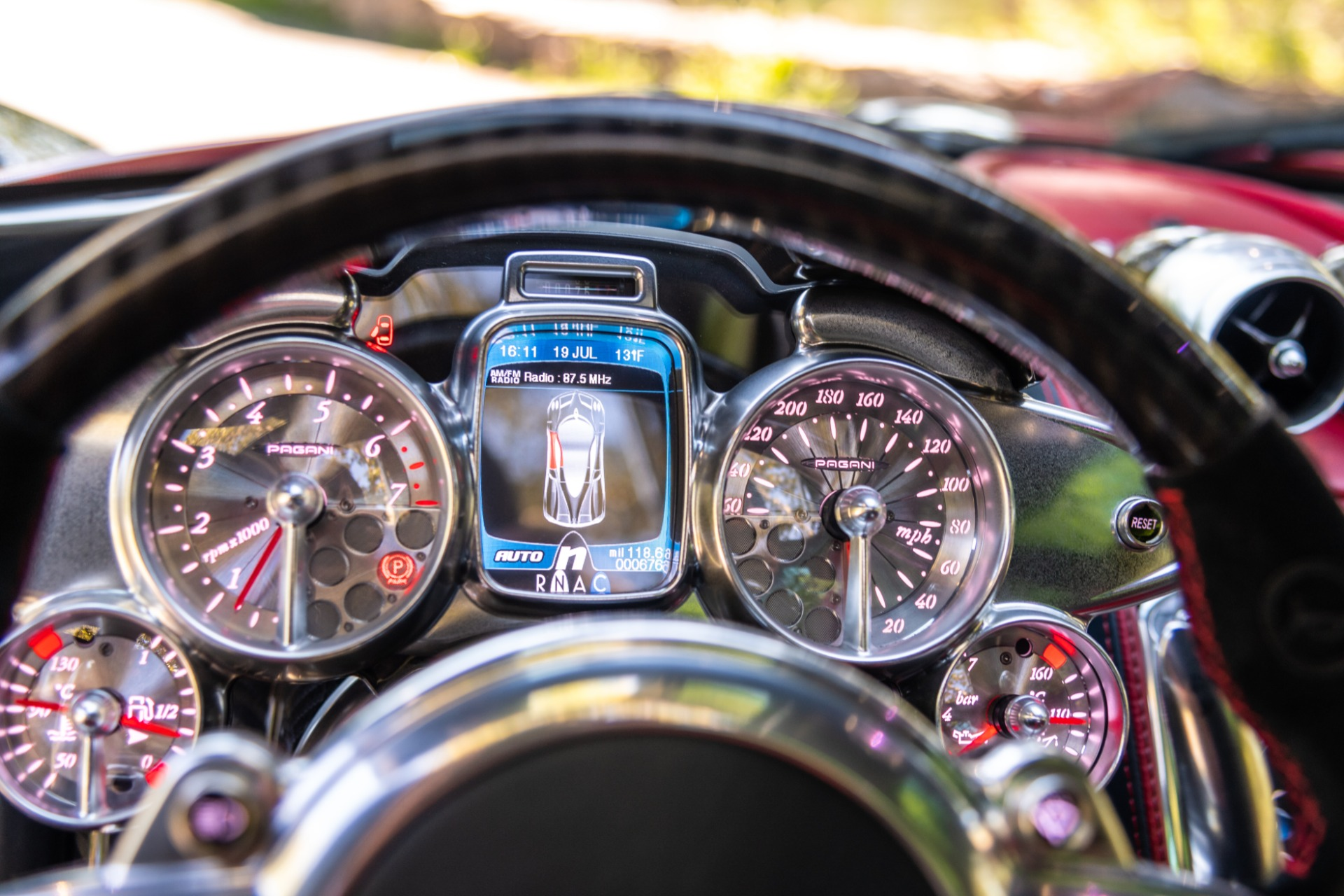 Used 2014 Pagani Huayra Tempesta For Sale $0 In Greenwich, CT 1668_p21