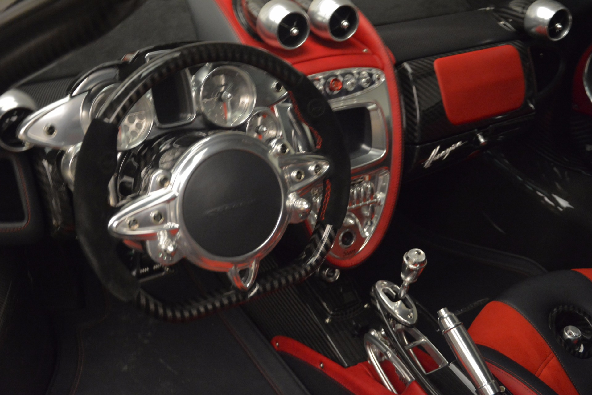 Used 2014 Pagani Huayra Tempesta For Sale $0 In Greenwich, CT 1668_p38