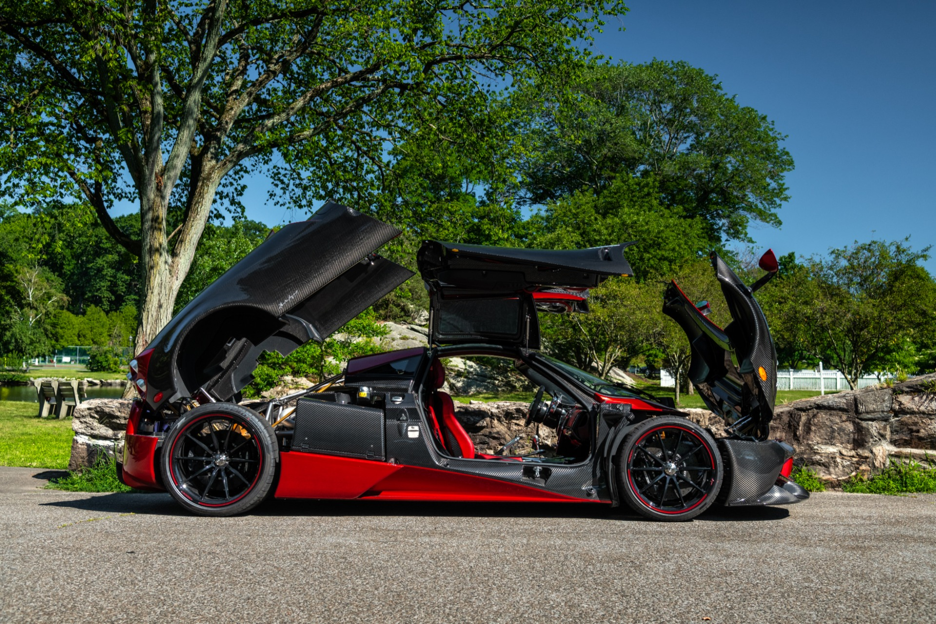Used 2014 Pagani Huayra Tempesta For Sale $0 In Greenwich, CT 1668_p3