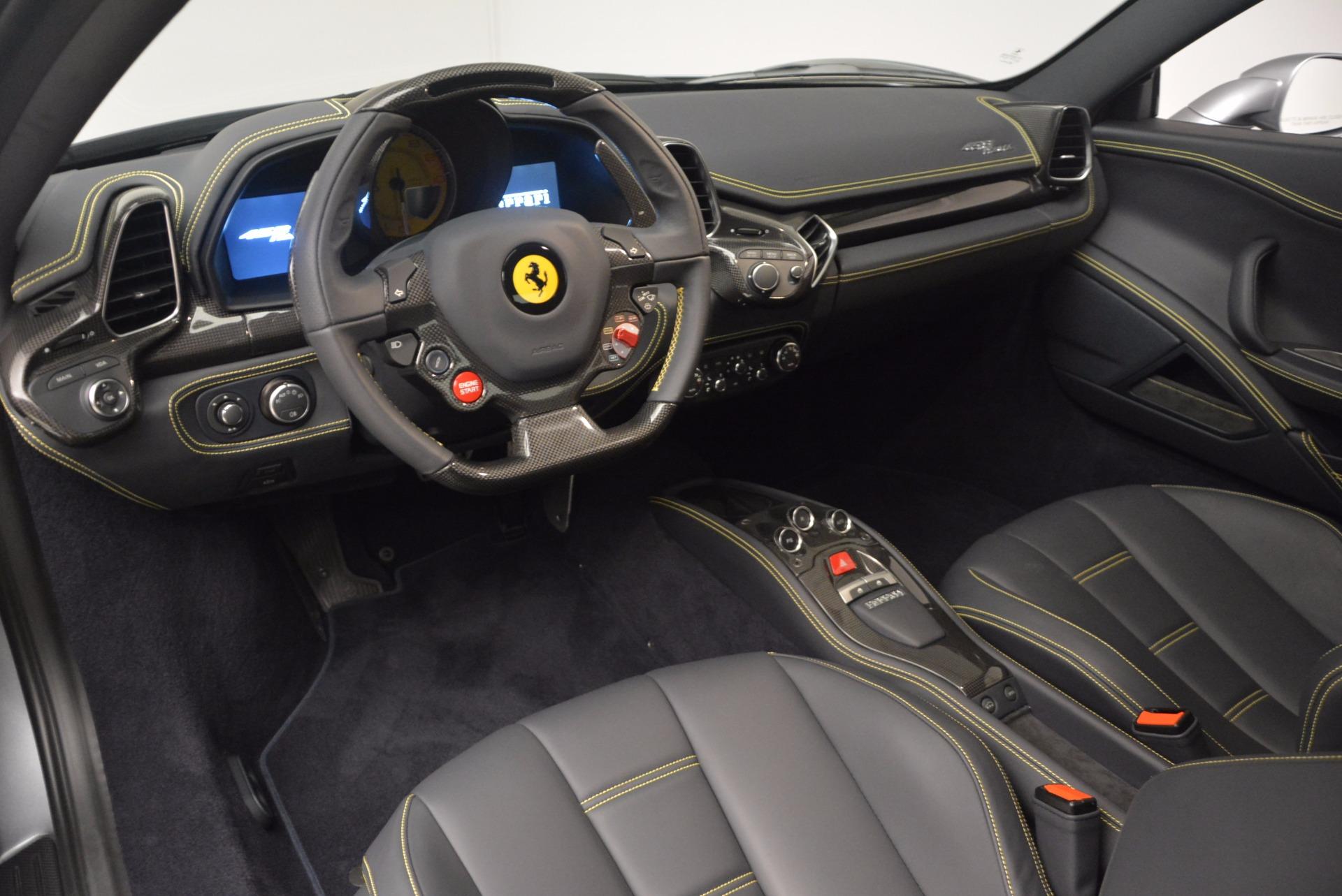 Used 2014 Ferrari 458 Italia  For Sale In Greenwich, CT. Alfa Romeo of Greenwich, 4422A 1669_p13