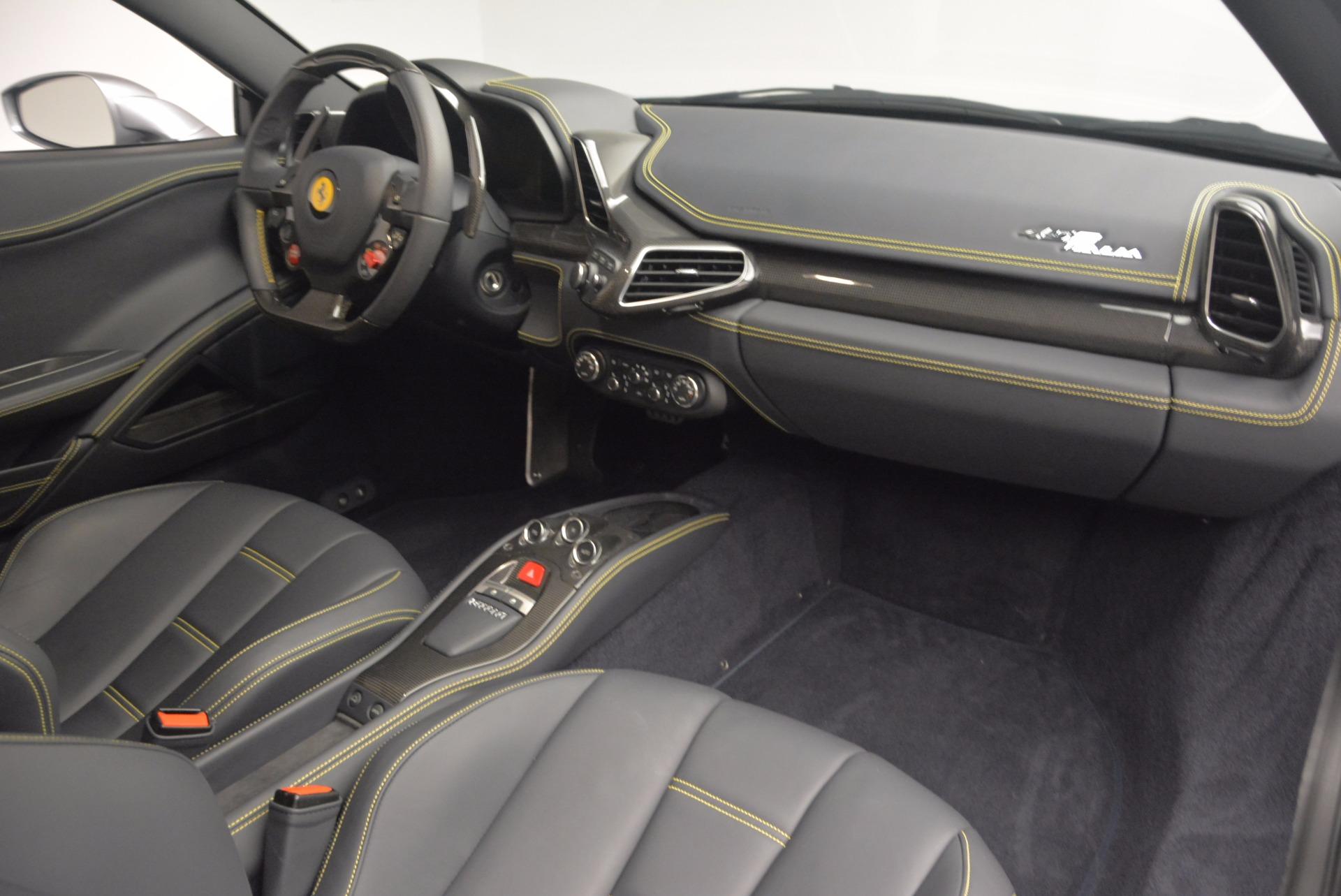 Used 2014 Ferrari 458 Italia  For Sale In Greenwich, CT. Alfa Romeo of Greenwich, 4422A 1669_p17