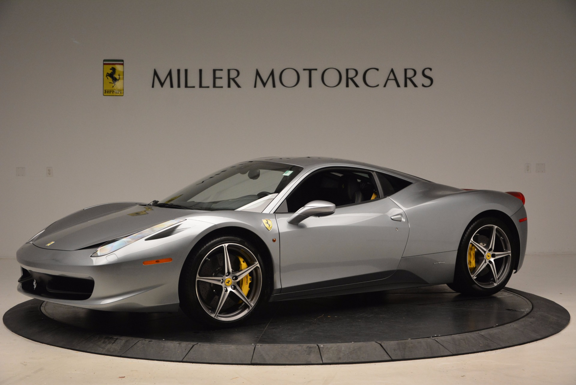 Used 2014 Ferrari 458 Italia  For Sale In Greenwich, CT. Alfa Romeo of Greenwich, 4422A 1669_p2