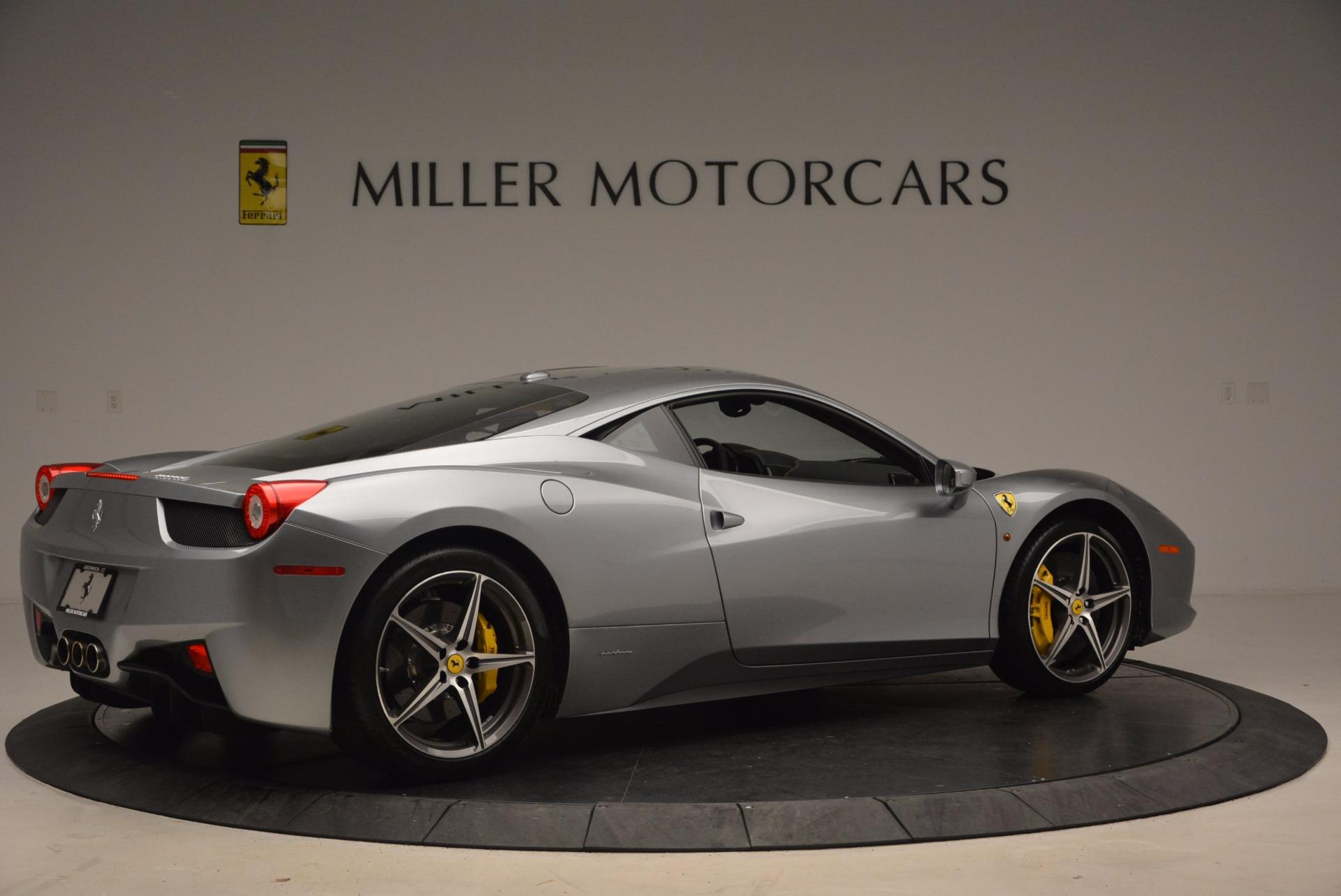 Used 2014 Ferrari 458 Italia  For Sale In Greenwich, CT. Alfa Romeo of Greenwich, 4422A 1669_p8