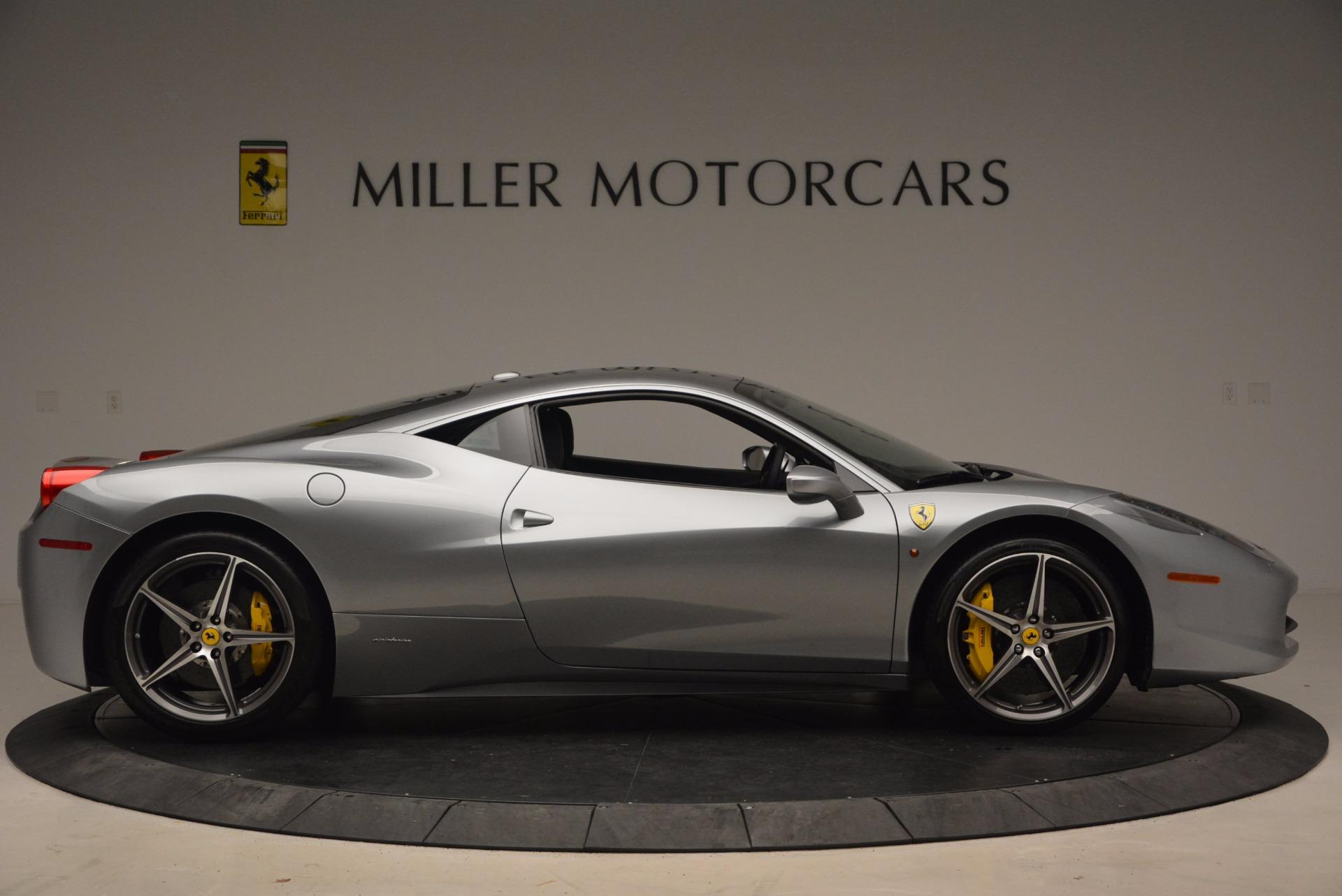 Used 2014 Ferrari 458 Italia  For Sale In Greenwich, CT. Alfa Romeo of Greenwich, 4422A 1669_p9