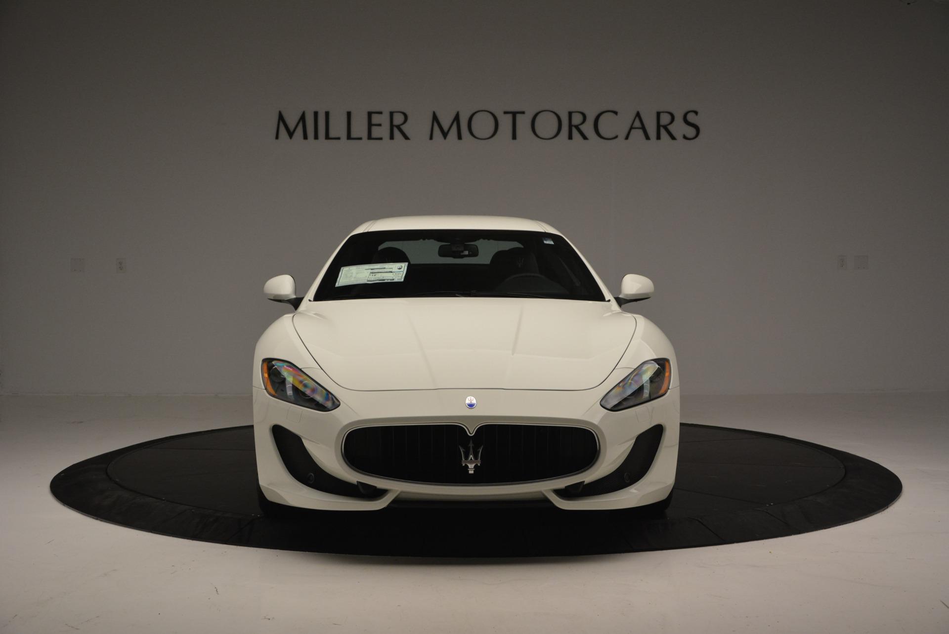 New 2016 Maserati GranTurismo Sport For Sale In Greenwich, CT. Alfa Romeo of Greenwich, M1642 167_p10