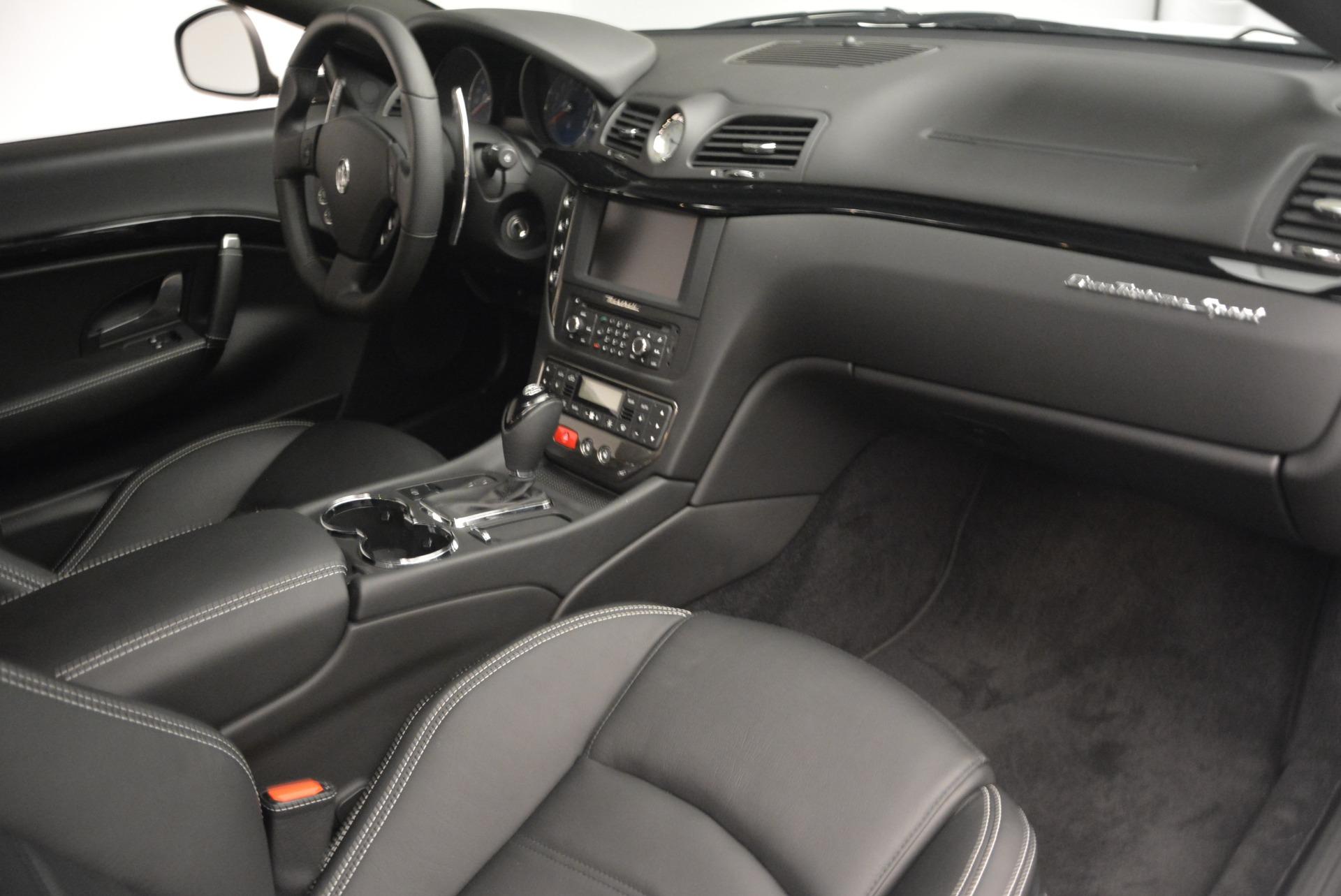 New 2016 Maserati GranTurismo Sport For Sale In Greenwich, CT. Alfa Romeo of Greenwich, M1642 167_p13