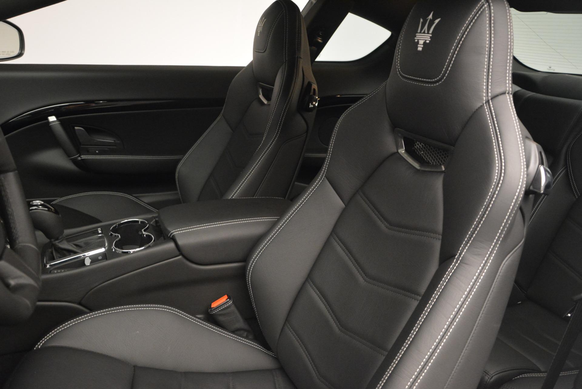 New 2016 Maserati GranTurismo Sport For Sale In Greenwich, CT. Alfa Romeo of Greenwich, M1642 167_p19