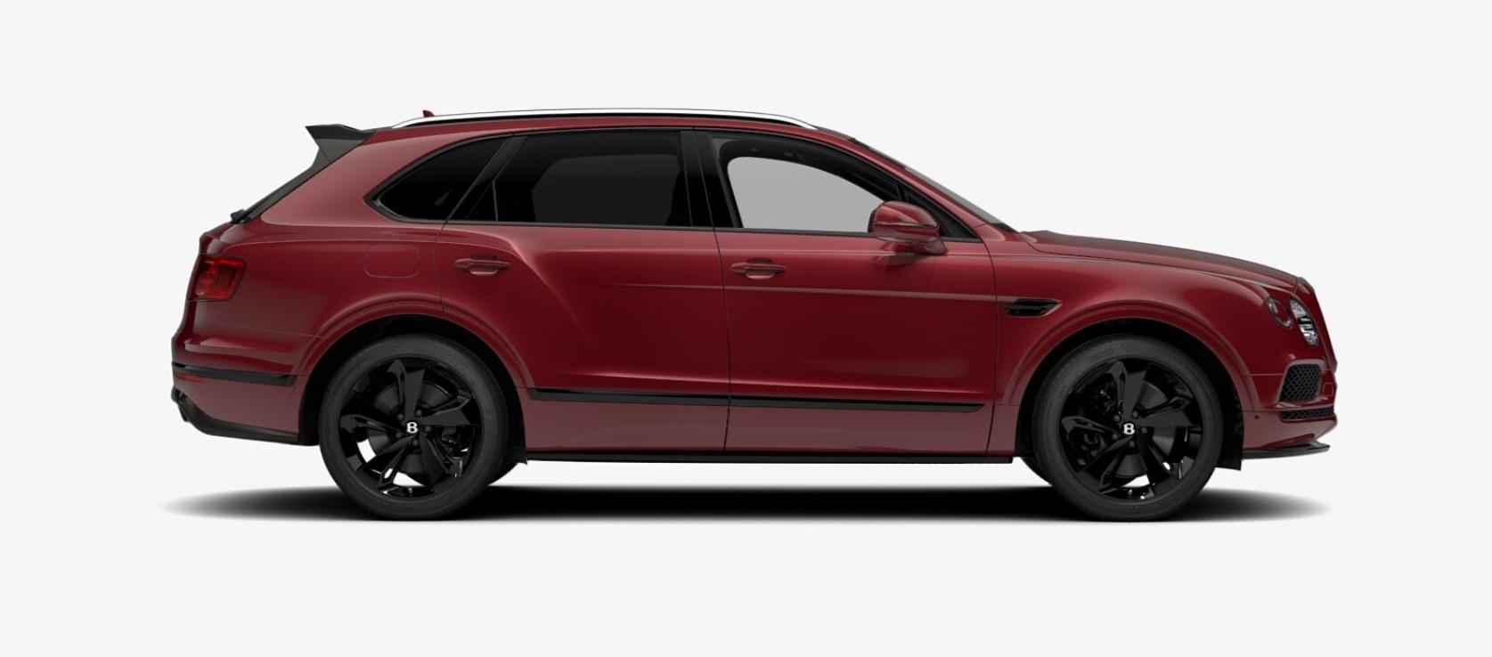New 2018 Bentley Bentayga Black Edition For Sale In Greenwich, CT. Alfa Romeo of Greenwich, 20098 1671_p2