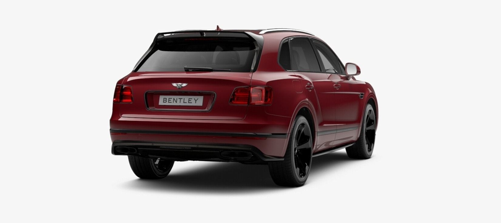 New 2018 Bentley Bentayga Black Edition For Sale In Greenwich, CT. Alfa Romeo of Greenwich, 20098 1671_p3