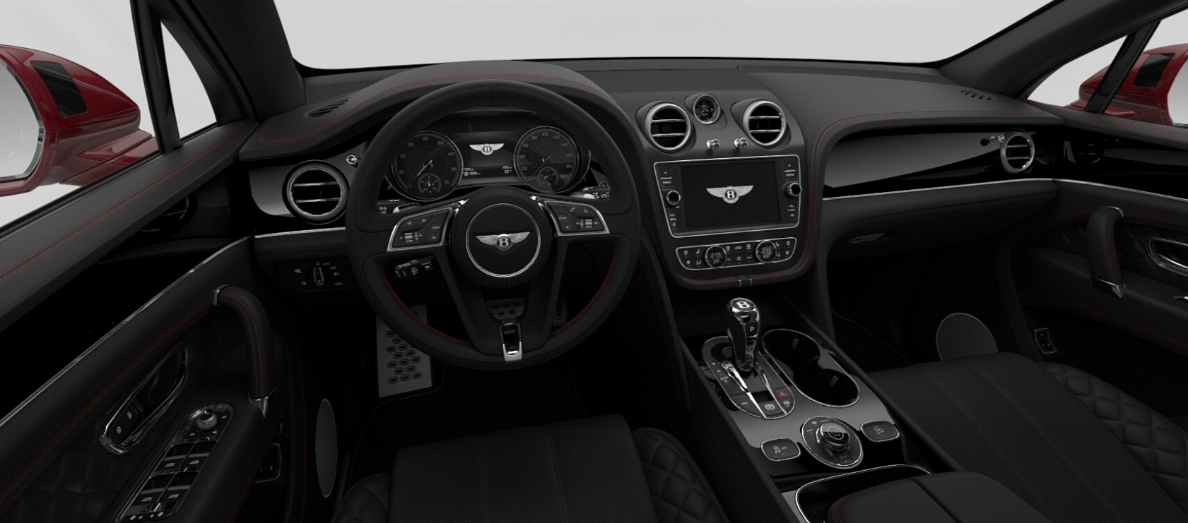 New 2018 Bentley Bentayga Black Edition For Sale In Greenwich, CT. Alfa Romeo of Greenwich, 20098 1671_p6