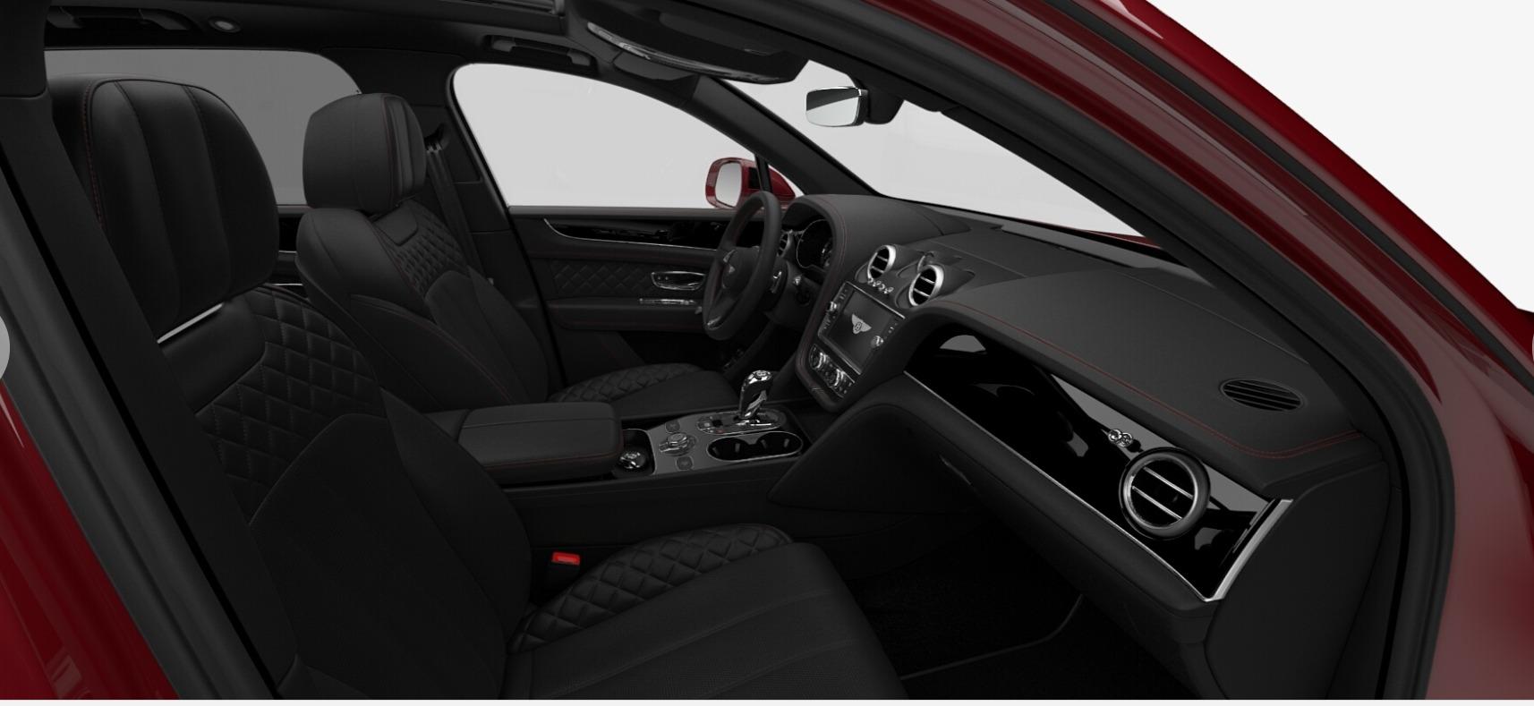 New 2018 Bentley Bentayga Black Edition For Sale In Greenwich, CT. Alfa Romeo of Greenwich, 20098 1671_p7