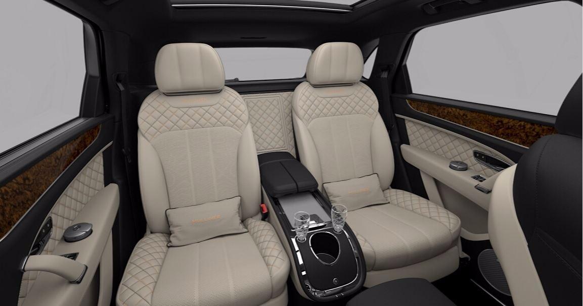 New 2018 Bentley Bentayga Mulliner For Sale In Greenwich, CT. Alfa Romeo of Greenwich, 20958 1673_p9