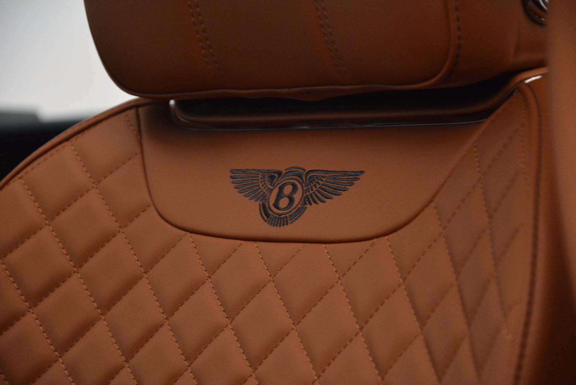 New 2018 Bentley Bentayga Signature For Sale In Greenwich, CT. Alfa Romeo of Greenwich, B1305 1675_p25